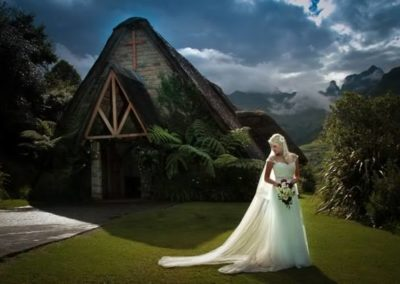 Cathedral Peak Hotel - Chapel 2 - Future Bride