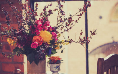 THE ANTIQUE ROSE FLORIST