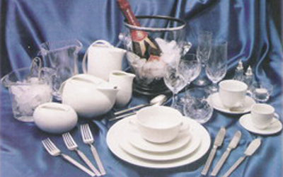 Charisma Elegant Table Setting